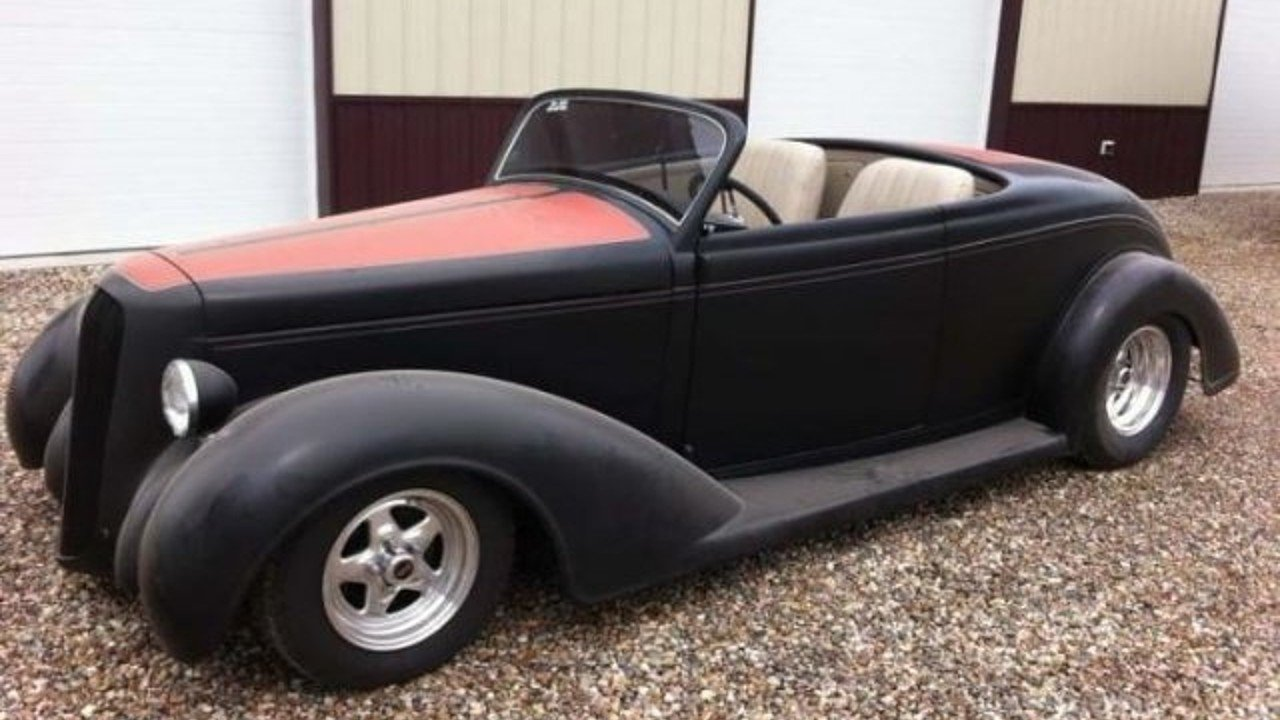 1936 Plymouth Model P1 for sale 100822791