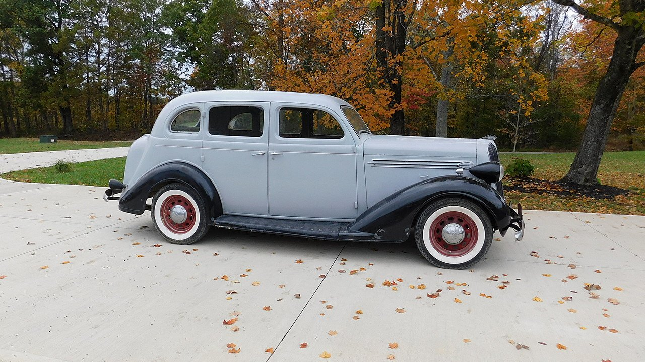1936 Plymouth Other Plymouth Models for sale 100919778