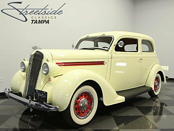 1936 Plymouth Other Plymouth Models for sale 100846052