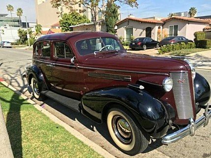 1937 Buick Century for sale 100847579