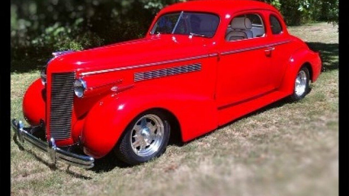 1937 Buick Century for sale 100873395