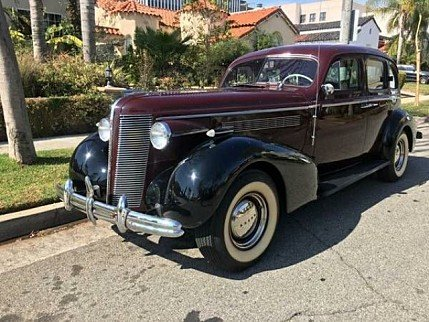 1937 Buick Century for sale 100847336