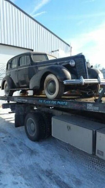 1937 Buick Roadmaster for sale 100838293