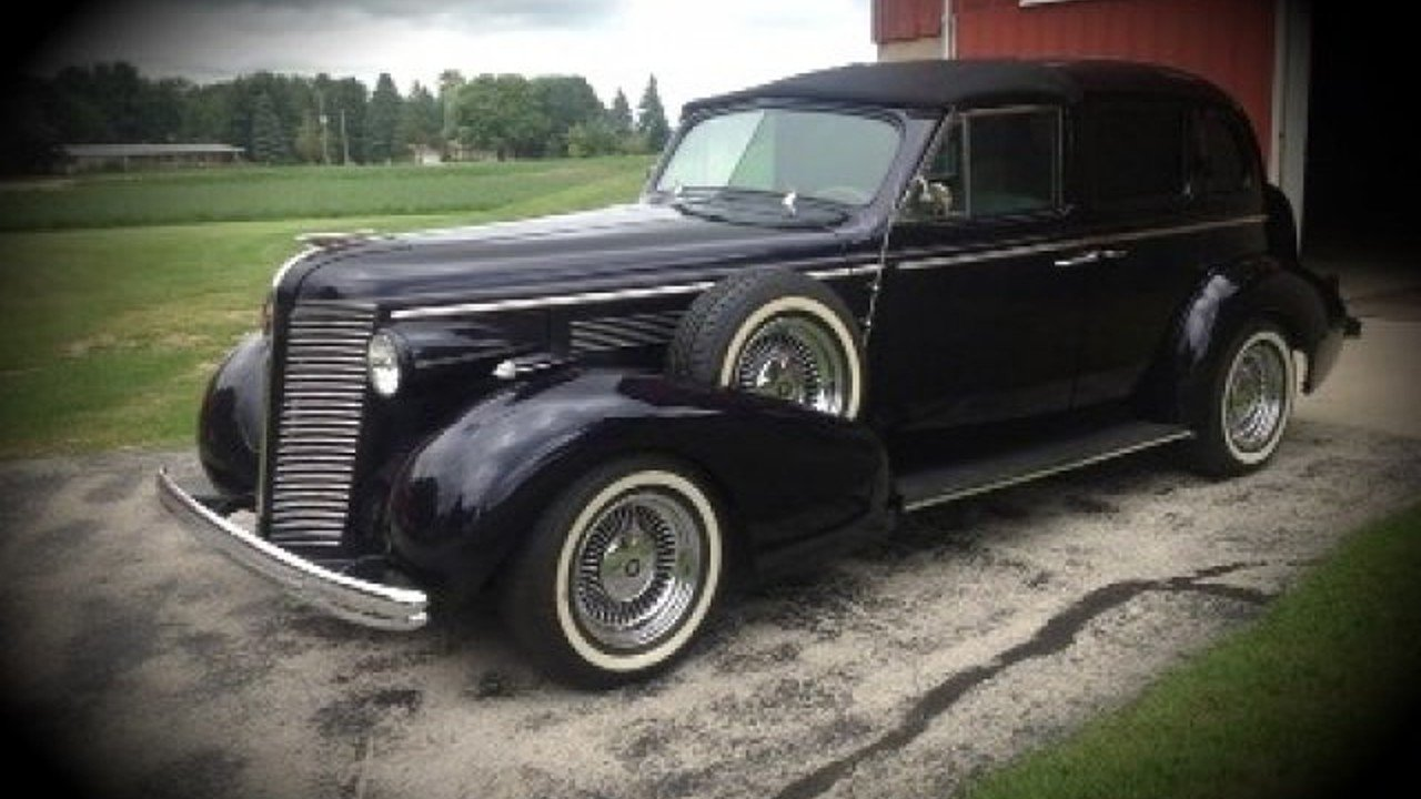 1937 Buick Special for sale 100969068