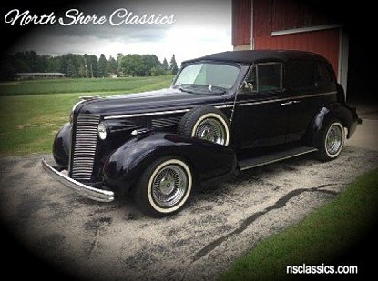 1937 Buick Special for sale 101000448