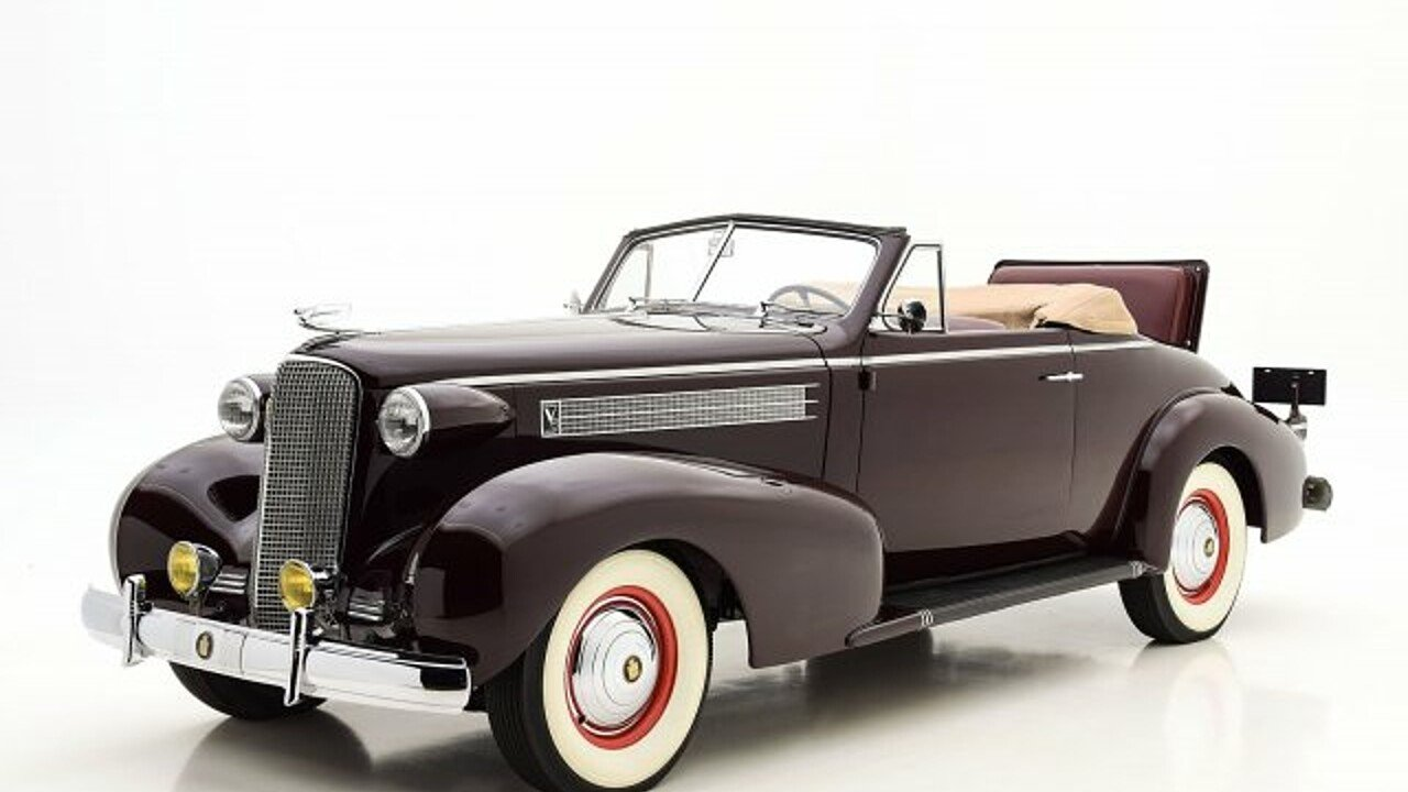 1937 Cadillac Series 60 for sale 100911322