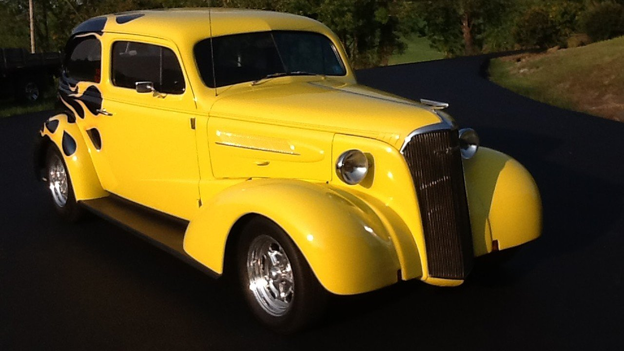 1937 Chevrolet Custom for sale 100738085