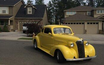 1937 Chevrolet Custom for sale 101027542
