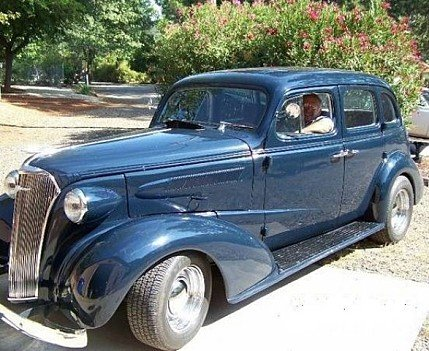 1937 Chevrolet Master Deluxe for sale 100813751