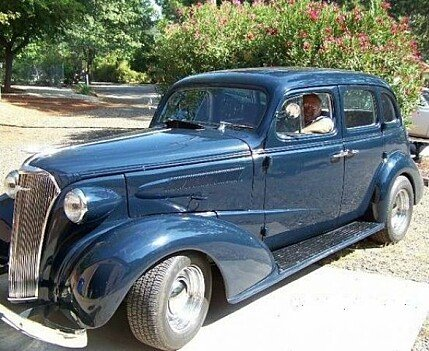 1937 Chevrolet Master Deluxe for sale 100822978