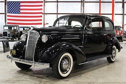 1937 Chevrolet Master Deluxe for sale 100881185