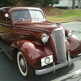 1937 Chevrolet Master for sale 100849505