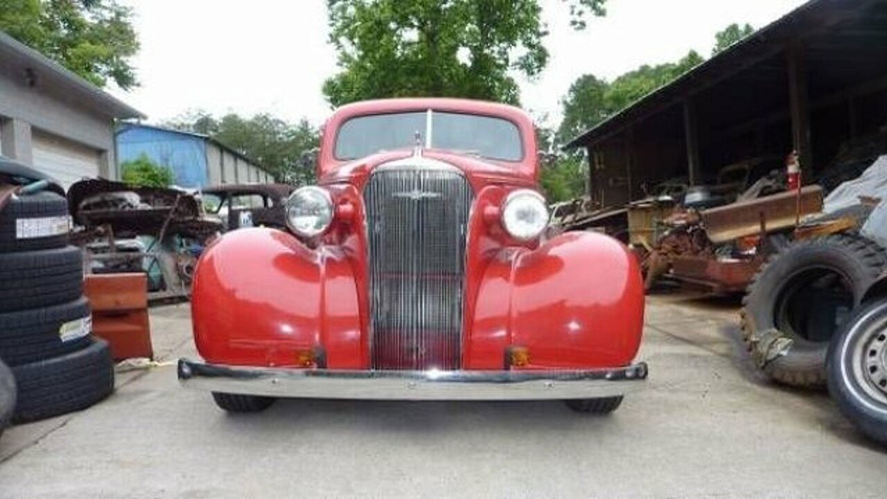 1937 Chevrolet Other Chevrolet Models for sale 100822698
