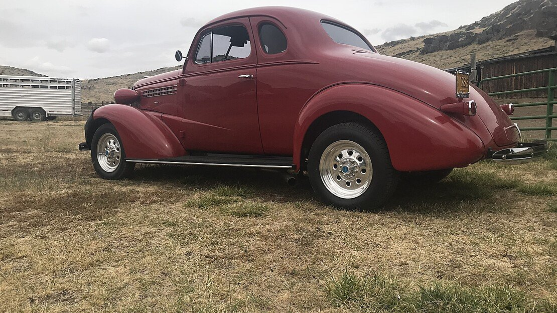 1937 Chevrolet Other Chevrolet Models for sale 101035884