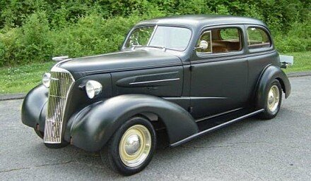 1937 Chevrolet Other Chevrolet Models for sale 100987113