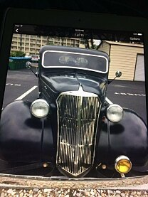 1937 Chevrolet Pickup for sale 100859888