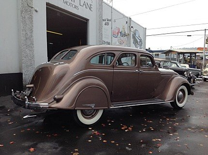 1937 Chrysler Air Flow for sale 100737275