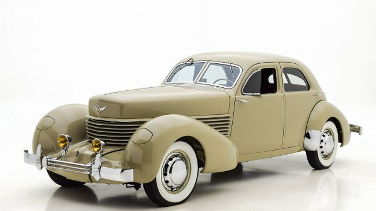 1937 Cord 812 for sale 100879937