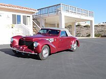 1937 Cord Other Cord Models for sale 100868582