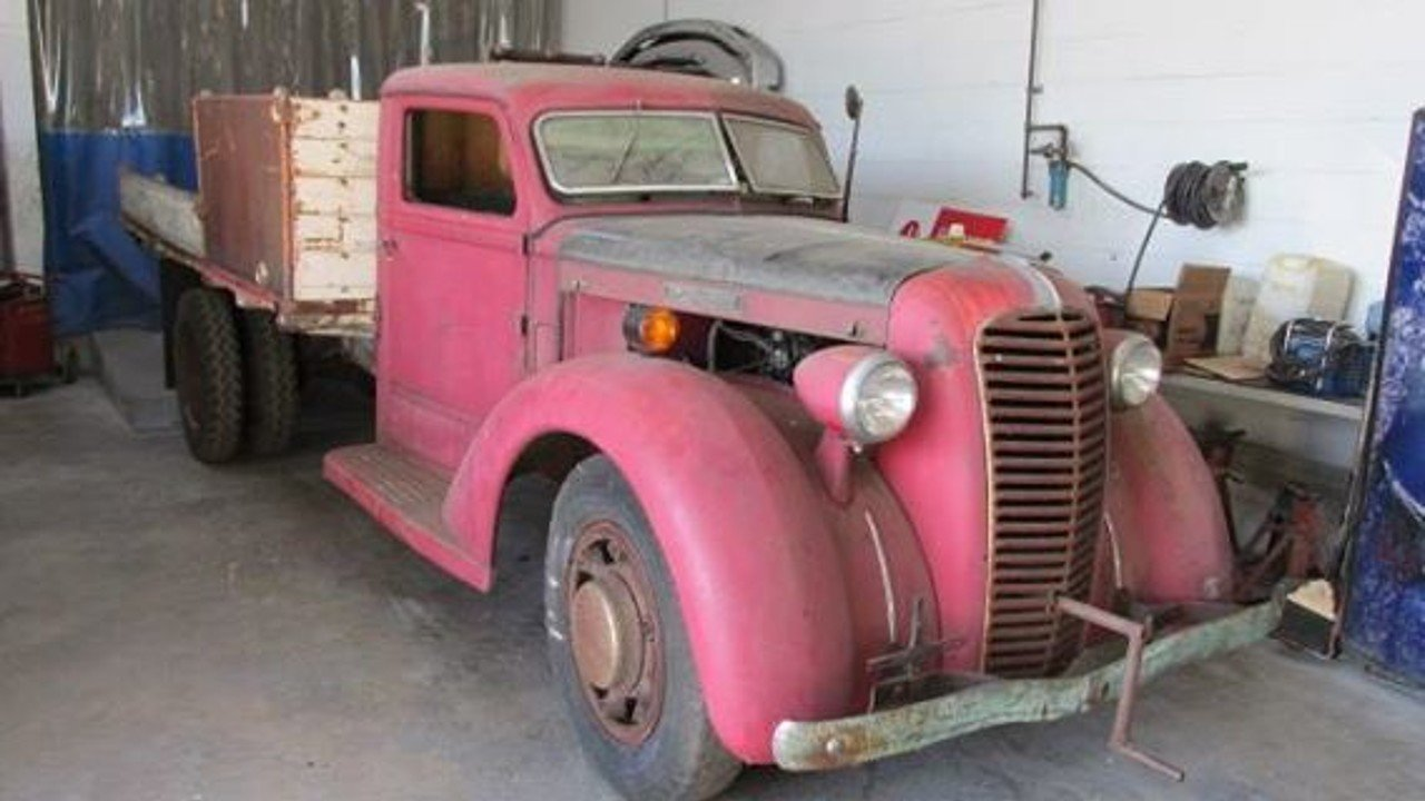 1937 Diamond T Pickup for sale 100843174