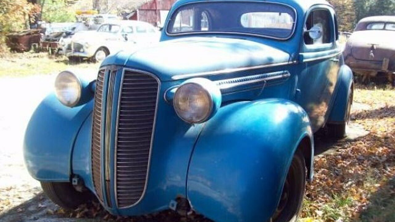 1937 Dodge Other Dodge Models for sale 100915850