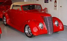 1937 Ford Custom for sale 100734475