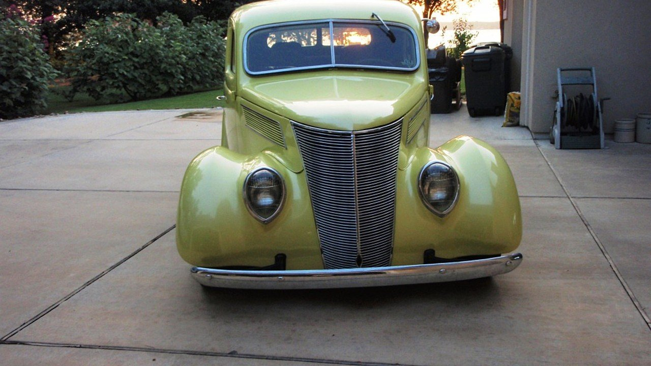 1937 Ford Custom for sale 100767461