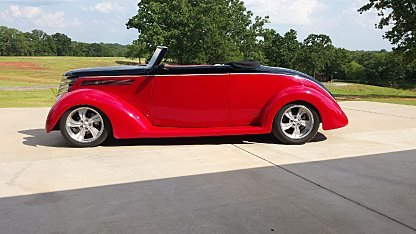 1937 Ford Custom for sale 100886620