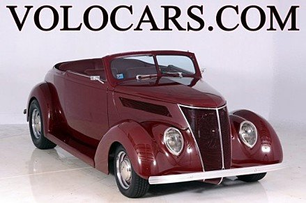 1937 Ford Custom for sale 100924047