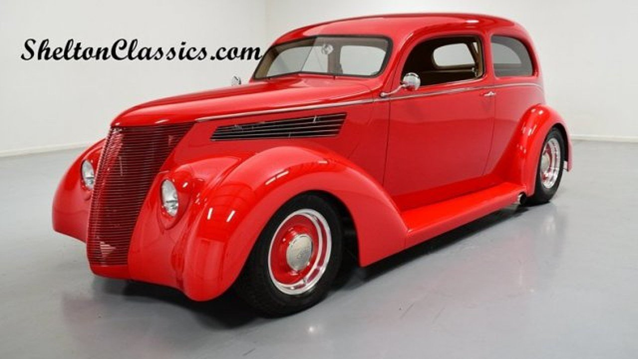 1937 Ford Deluxe Tudor for sale 100813421