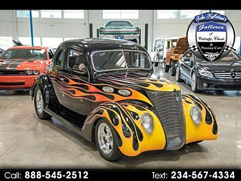 1937 Ford Deluxe Tudor for sale 100898443
