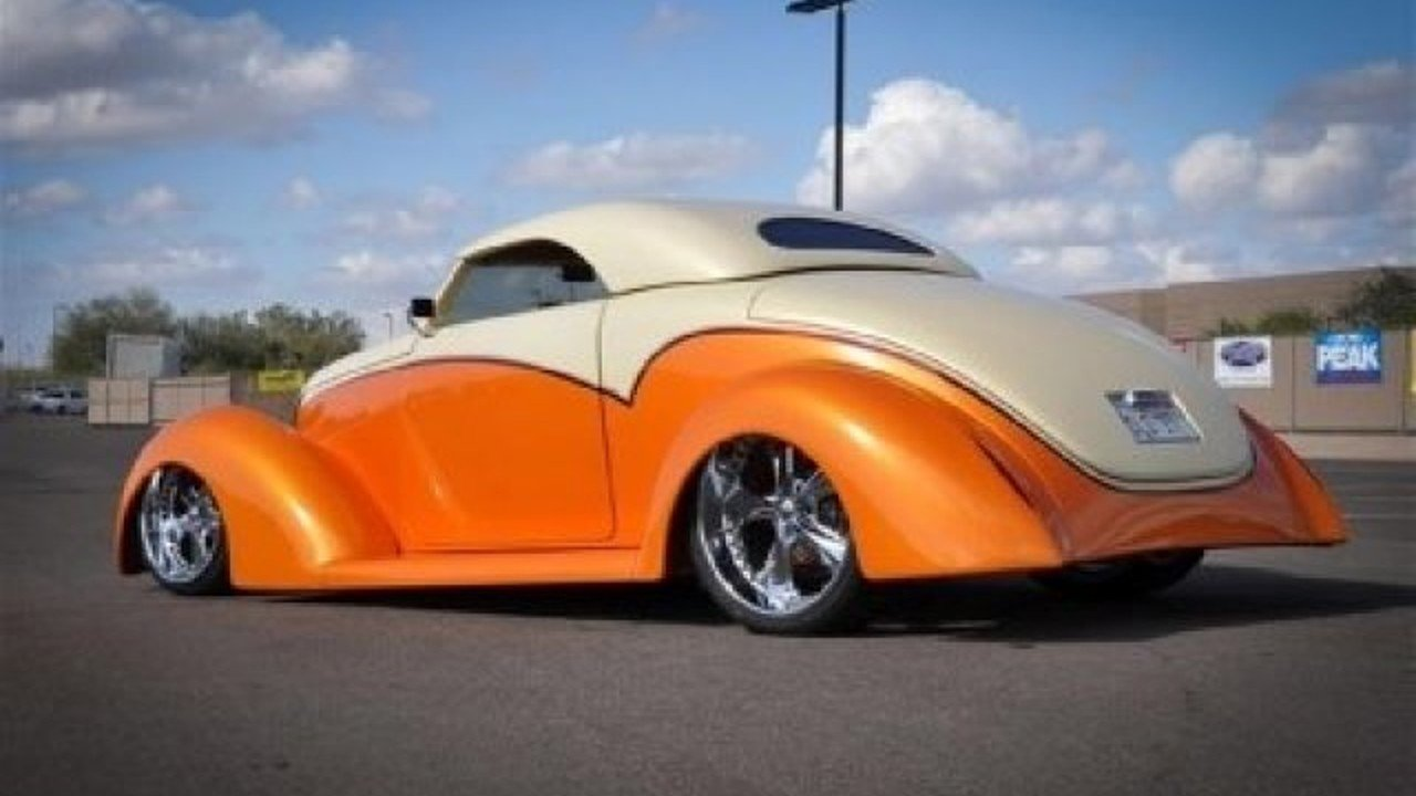 1937 Ford Other Ford Models for sale 100776091