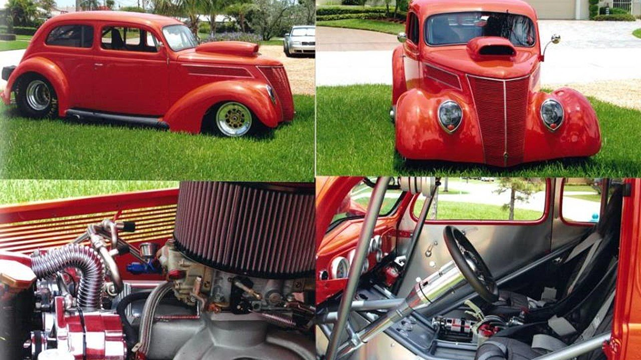 1937 Ford Other Ford Models for sale 100811915