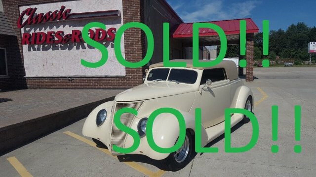 1937 Ford Other Ford Models for sale near Annandale, Minnesota 55302 ...