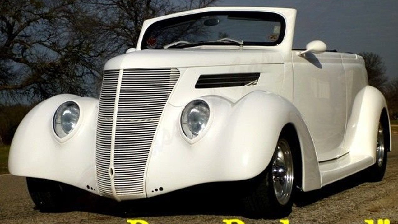 1937 Ford Other Ford Models for sale 100894073