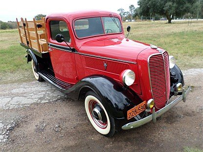 1937 Ford Pickup for sale 100738981