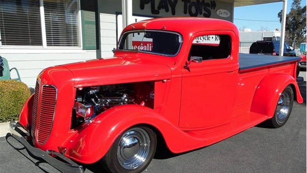 1937 Ford Pickup for sale 100888821