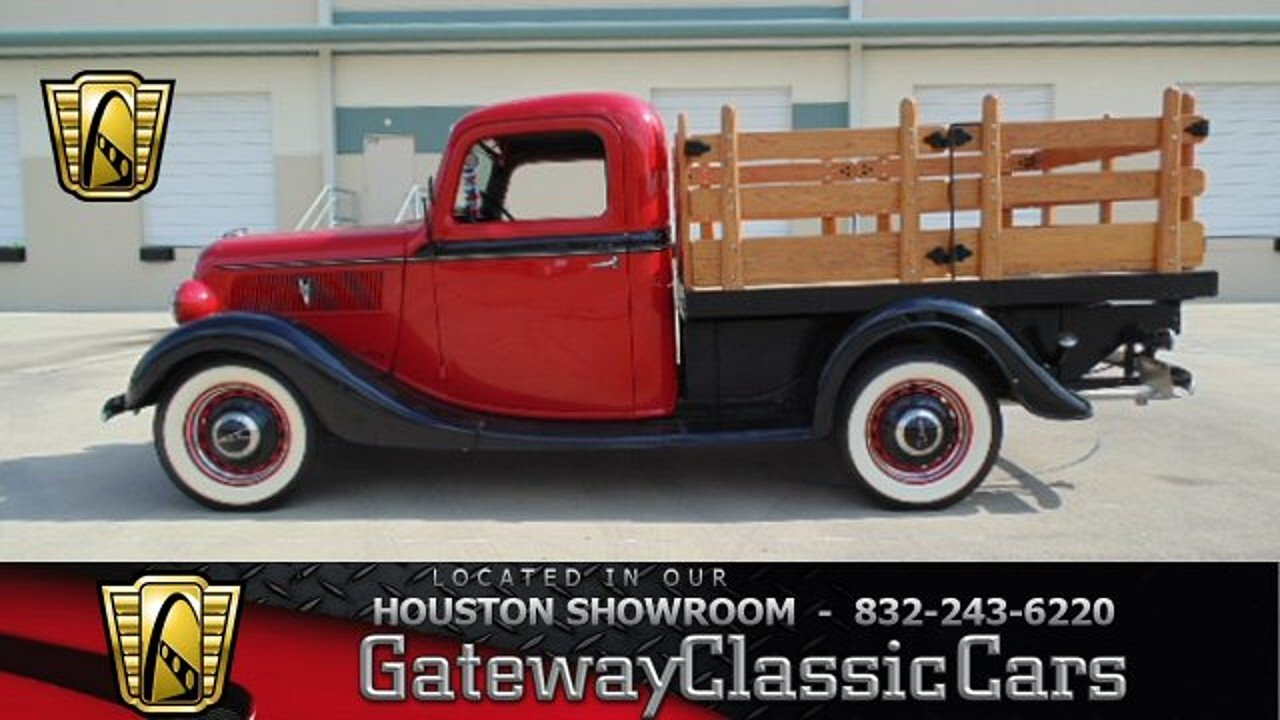 1937 Ford Pickup for sale 100920622
