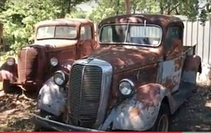 1937 Ford Pickup for sale 100876525
