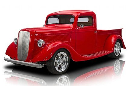 1937 Ford Pickup for sale 100929557