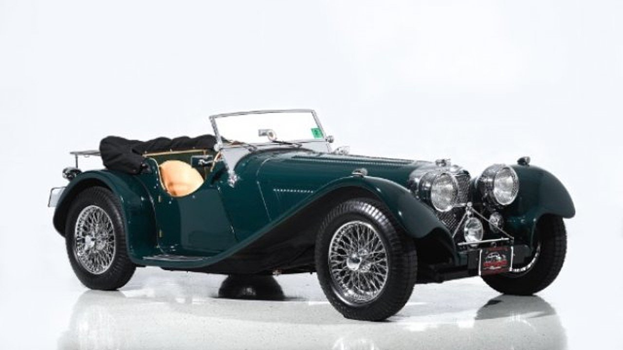 1937 Jaguar Other Jaguar Models for sale near Farmingdale, New ...