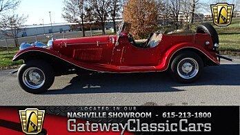1937 Jaguar SS100 for sale 100964907