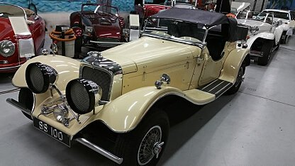 1937 Jaguar SS100-Replica for sale 100745748