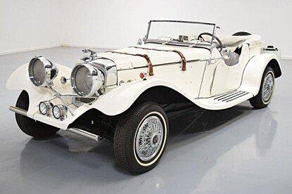 1937 Jaguar SS100-Replica for sale 100813379
