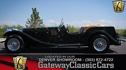 1937 Jaguar SS100 for sale 100893315