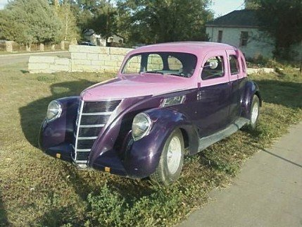 1937 Lincoln Zephyr for sale 100832259