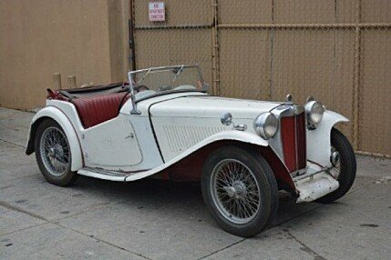 1937 MG TA for sale 100776236