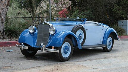 1937 Mercedes-Benz 230 for sale 100874665