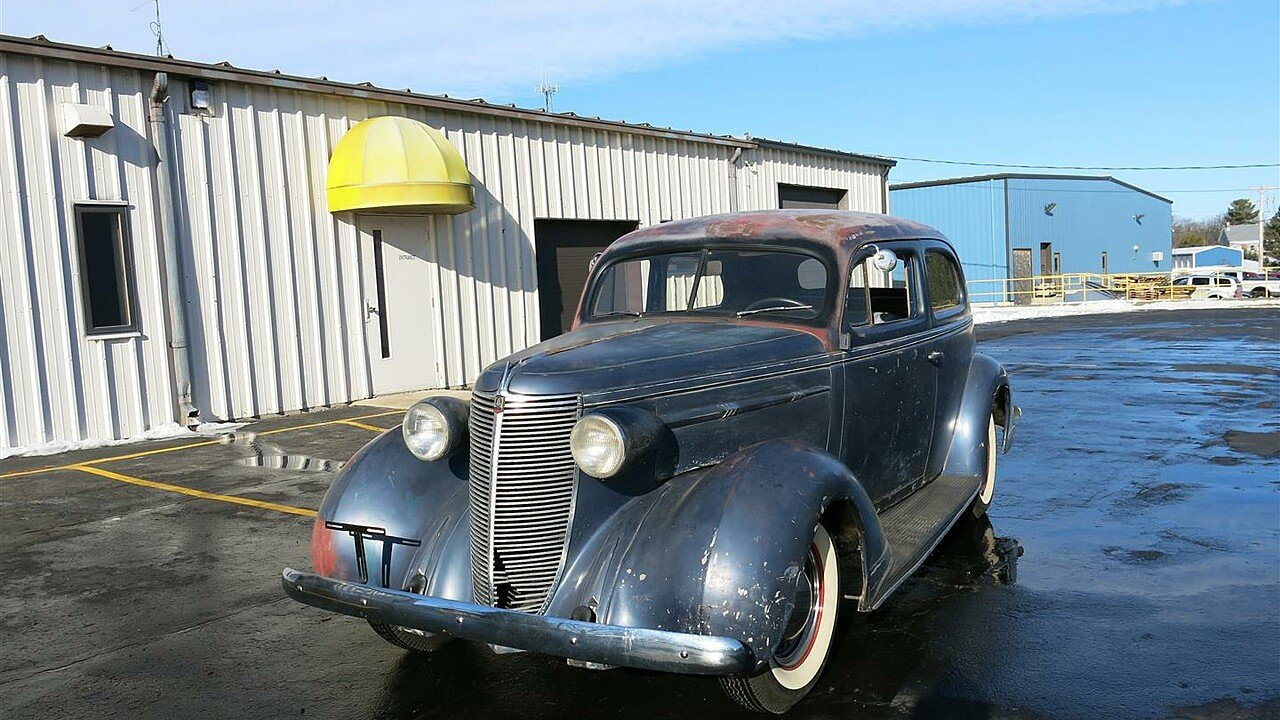 1937 Nash Lafayette for sale 100942539