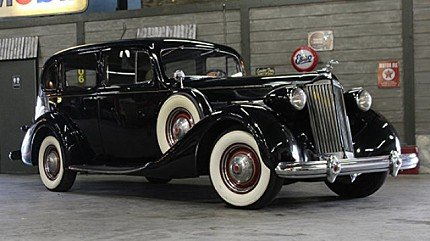 1937 Packard Super 8 for sale 100870272